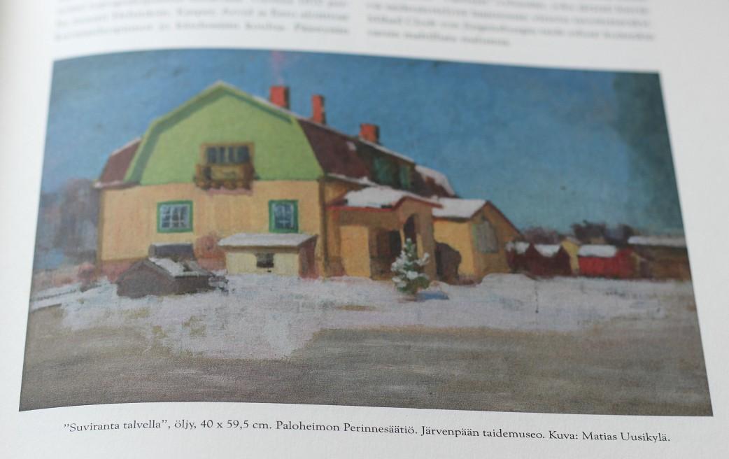 Tuusulanjärven taiteilijayhteisö
