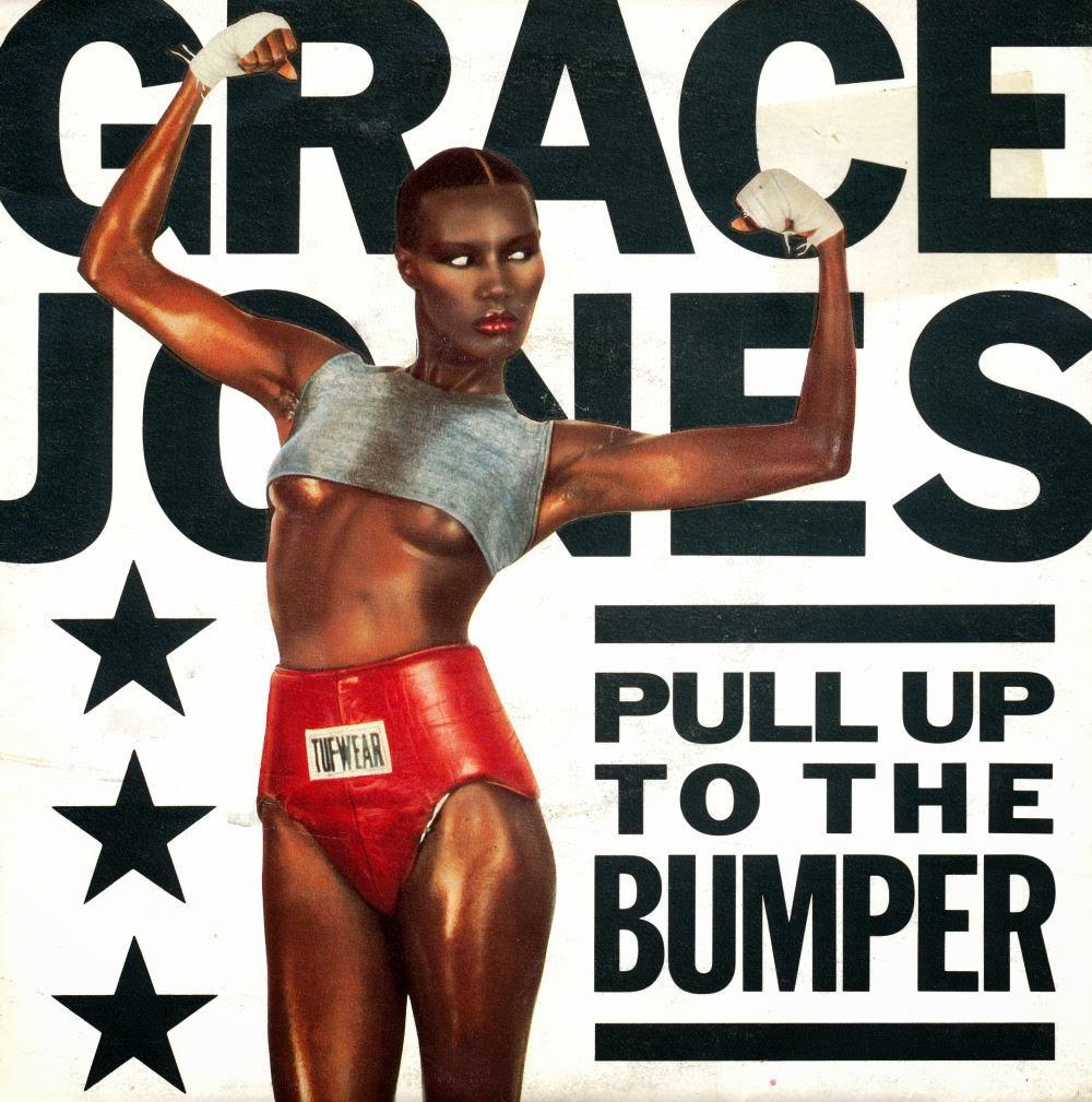 Music On Vinyl Pull Up To The Bumper Grace Jones
