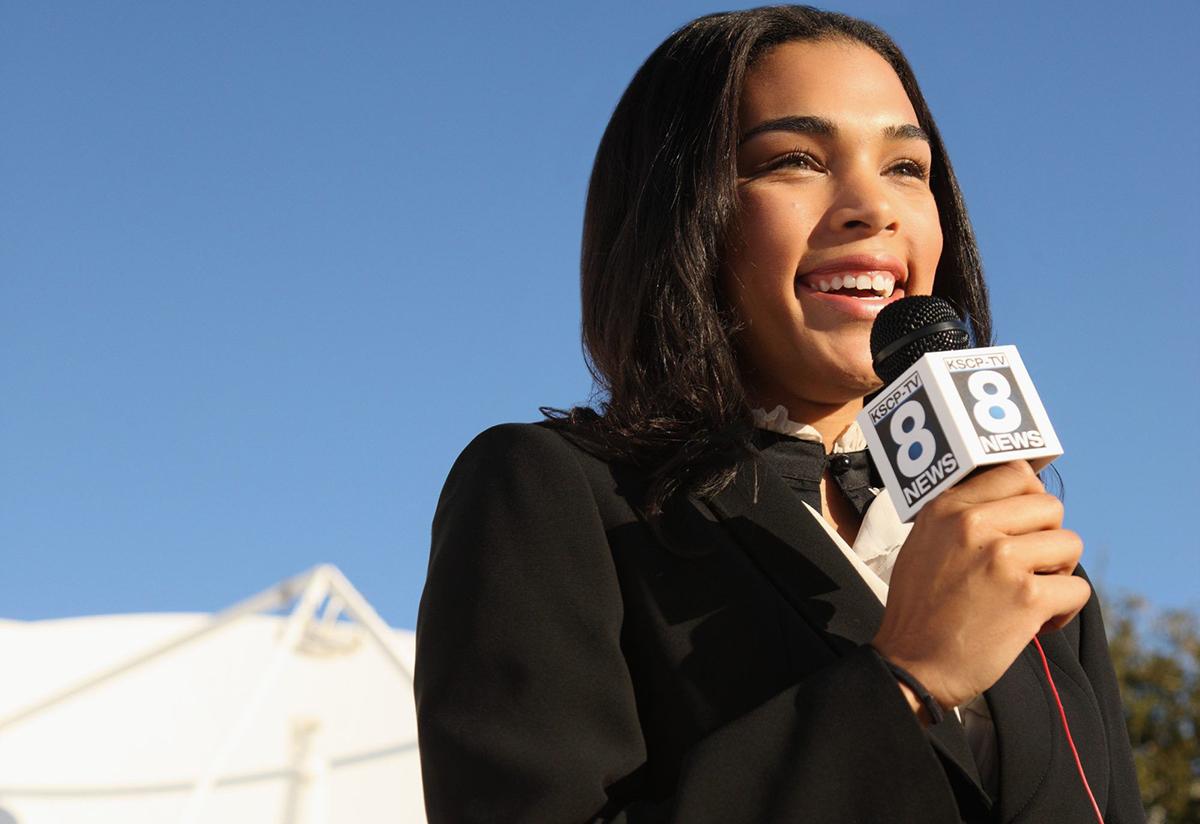Certia Gokil Reporter cantik dan manis