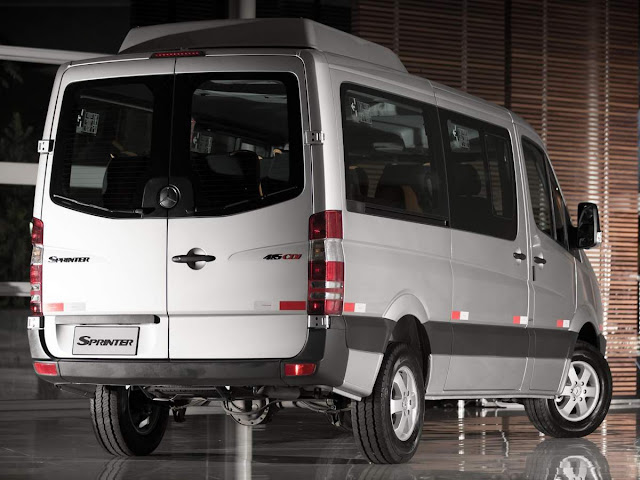 Mercedes-Benz lança WebSérie da Sprinter