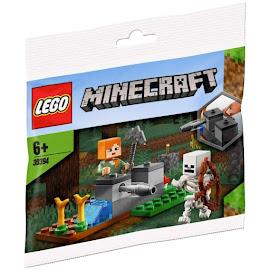 Minecraft The Skeleton Defense Lego Set