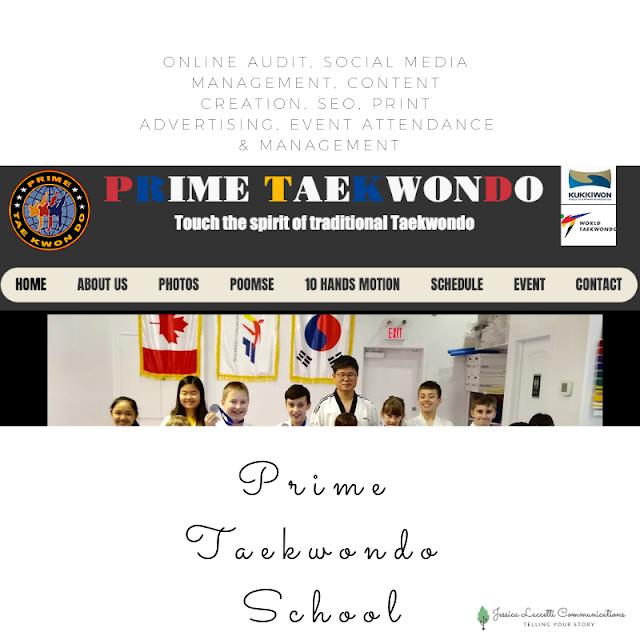 Prime Taekwondo School