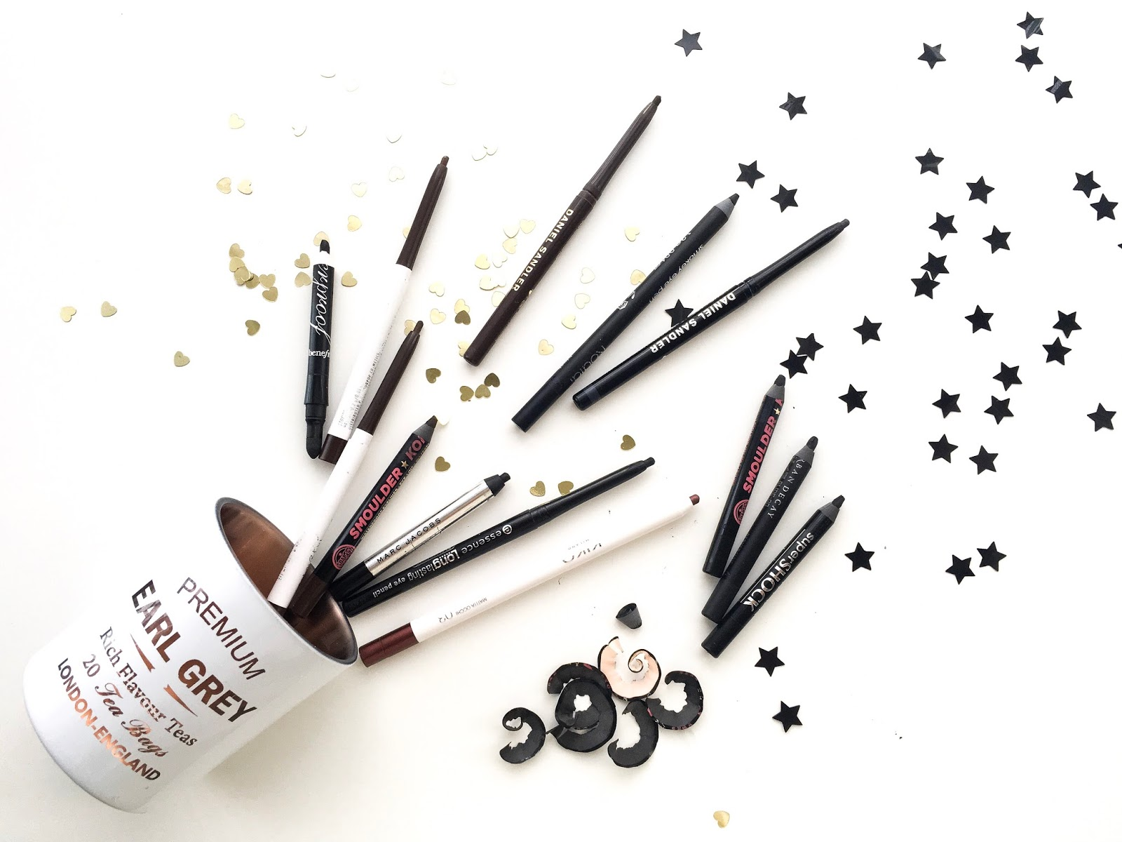 eye liner pencil review, best eyeliners, top eye pencils, eyeliner collection