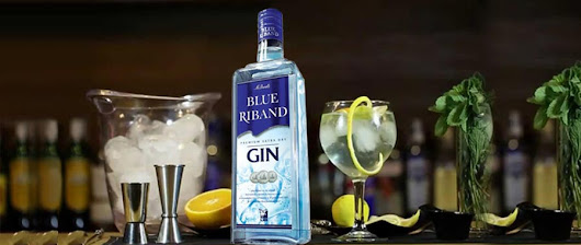 Blue Riband Gin Price – Cost – Review