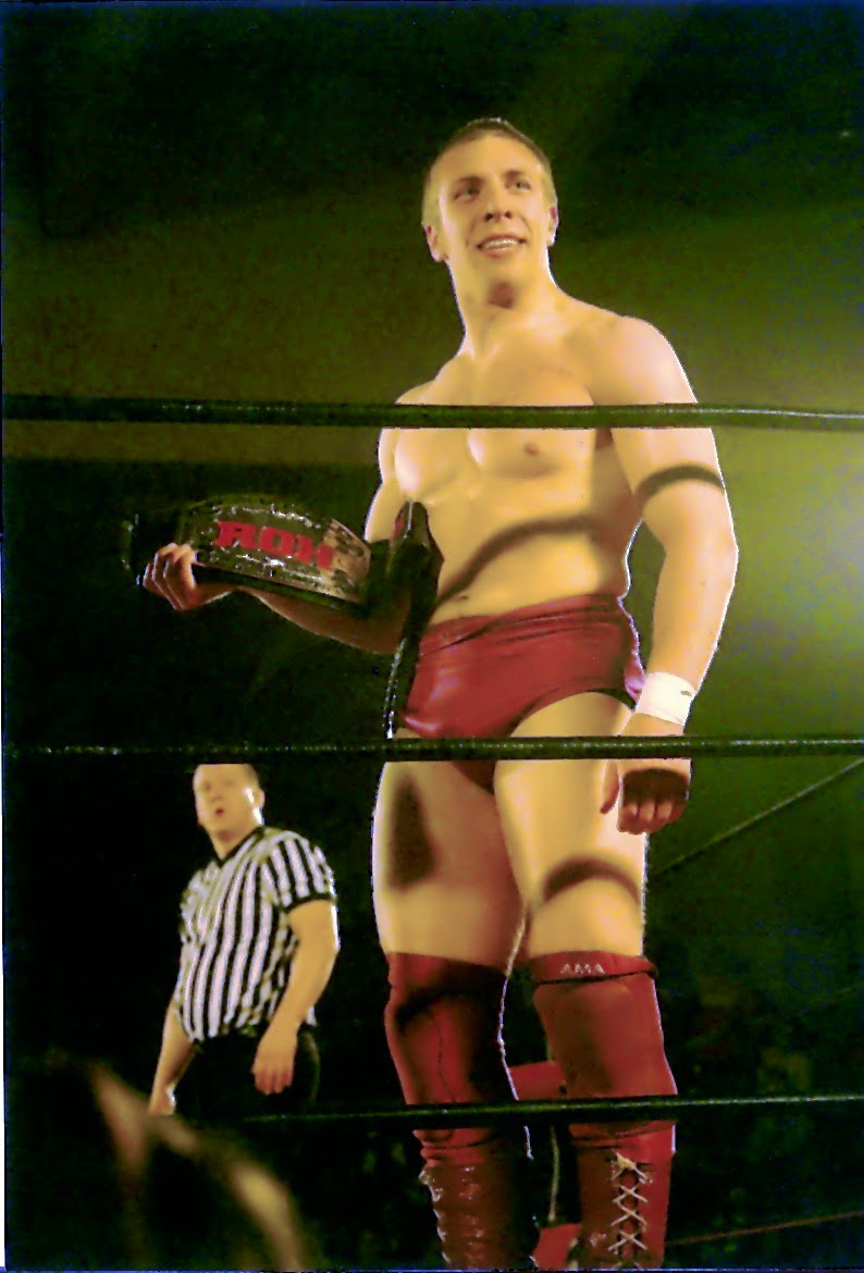 Daniel Bryan in Ring of Honor