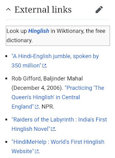 How to edit Wikipedia external link for creating blog backlink