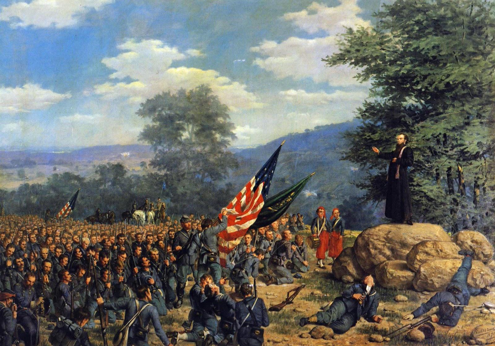 Dan Nance, The Official Website of the Artist | Civil War ... |American Civil War Battle Paintings