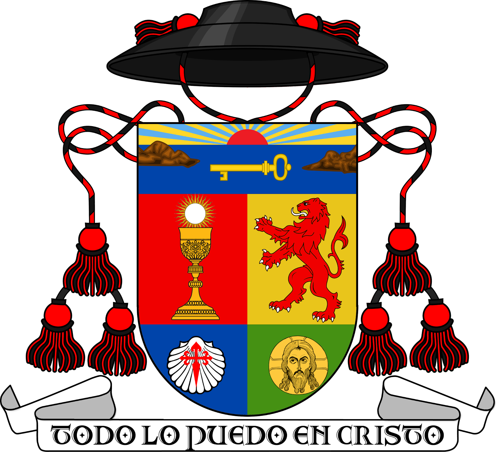 Medina Coat of Arms ©
