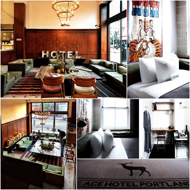 波特蘭酒店:Ace Hotel Portland