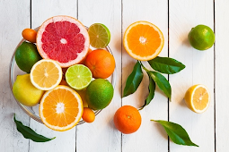 Consume Citrus Fruits In Winters
