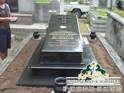Kijing Makam Marmer, Model Kuburan Kristen Terbaru