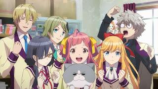 جميع حلقات انمي Animegataris مترجم عدة روابط
