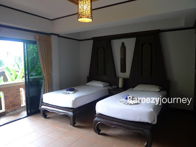 kamar hotel di Phuket