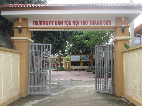 Trường Phổ thông dân tộc nội trú Thanh Sơn