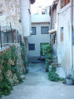 lo castellá, lo castellà, barrio, Beceite, Beseit, casco antiguo de Beceite 14