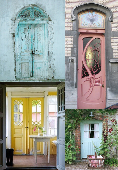 I Have A Thing For Lovely Looking Doors They Really Do Make House These Are Few That M Loving
