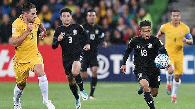 5. Thái Lan - nhất bảng F vòng loại thứ 2.