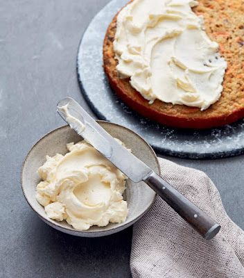 Easy Keto Cream Cheese Frosting for carrot cake Recipe