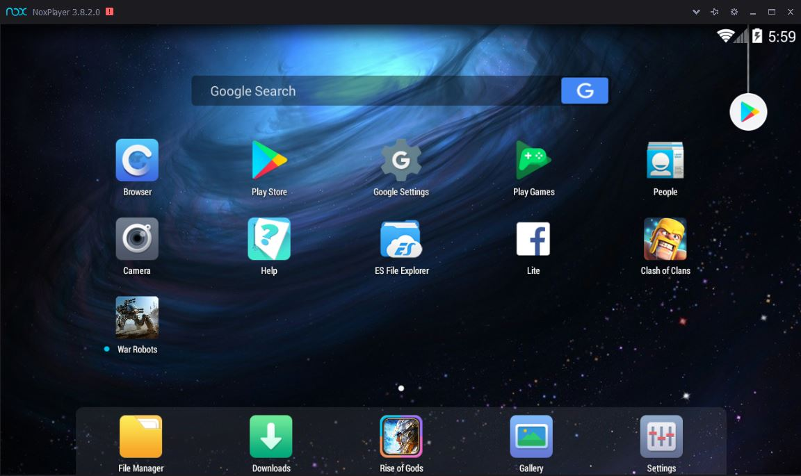 android emulator for windows xp sp3 free download