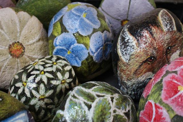 3 Cara Melukis Batu Kali Dengan Benar
