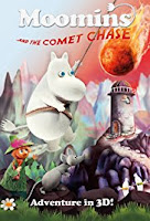 Moomins and the Comet Chase (2010) - Poster