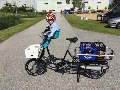 Longtail-Lastenrad im Test: Das Beste kommt zum Schluss