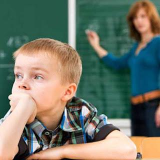 karakteristik anak ADHD
