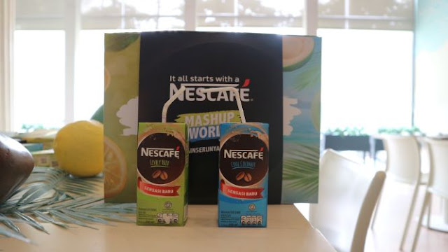 Nescafe Mashup World
