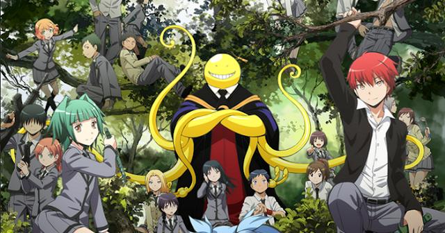 Ansatsu Kyoushitsu 2nd Season - (Assassination Classrom 2) (25/25) (HDL) (Sub Español) (Mega)