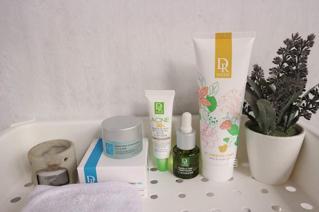 Review Skin Care Dari Taiwan Dr. Hsieh