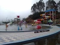 Ada yang Hot di Pemandian Air Panas D'Qiano Hot Spring Water Banjarnegara