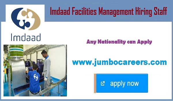 Latest facility management jobs in Dubai for Indians, Current job vacancies in UAE,
