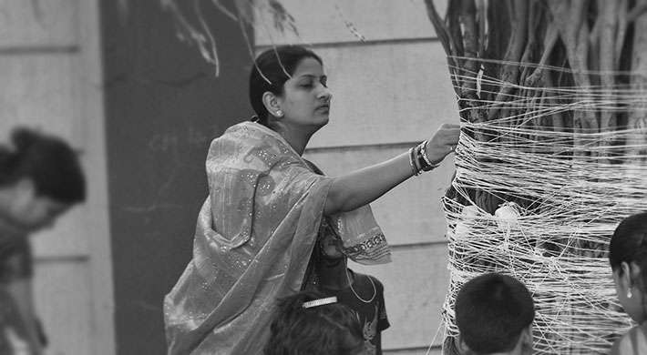 वटपौर्णिमेच्या निमित्ताने - मराठी लेख | Vat Pournimechya Nimittane - Marathi Article