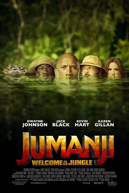مشاهدة مباشرة للفيلم الأكشن العائلي (لعبة جومانجي) Jumanji Welcome to the Jungle HD