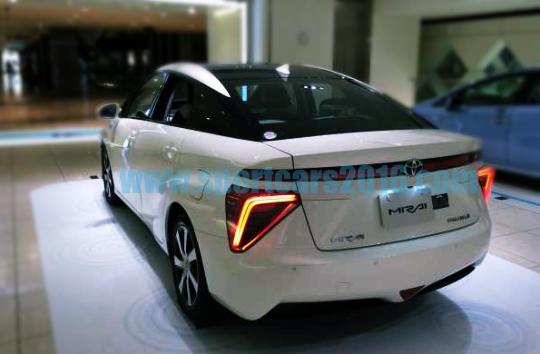 2017 Toyota Mirai Price