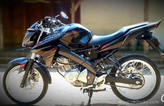 Gambar Modifikasi Motor Yamaha Vixion Velg Jari Jari