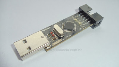 Gravador AVR USBasp