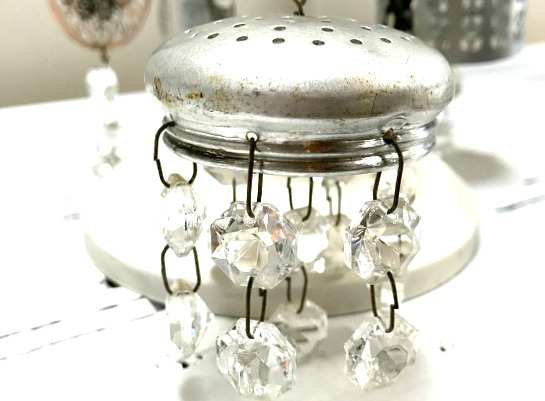Chandelier Bling Ornaments