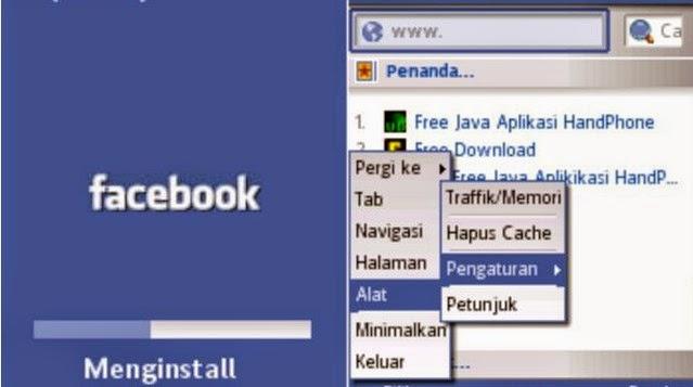 Opera Mini Facebook