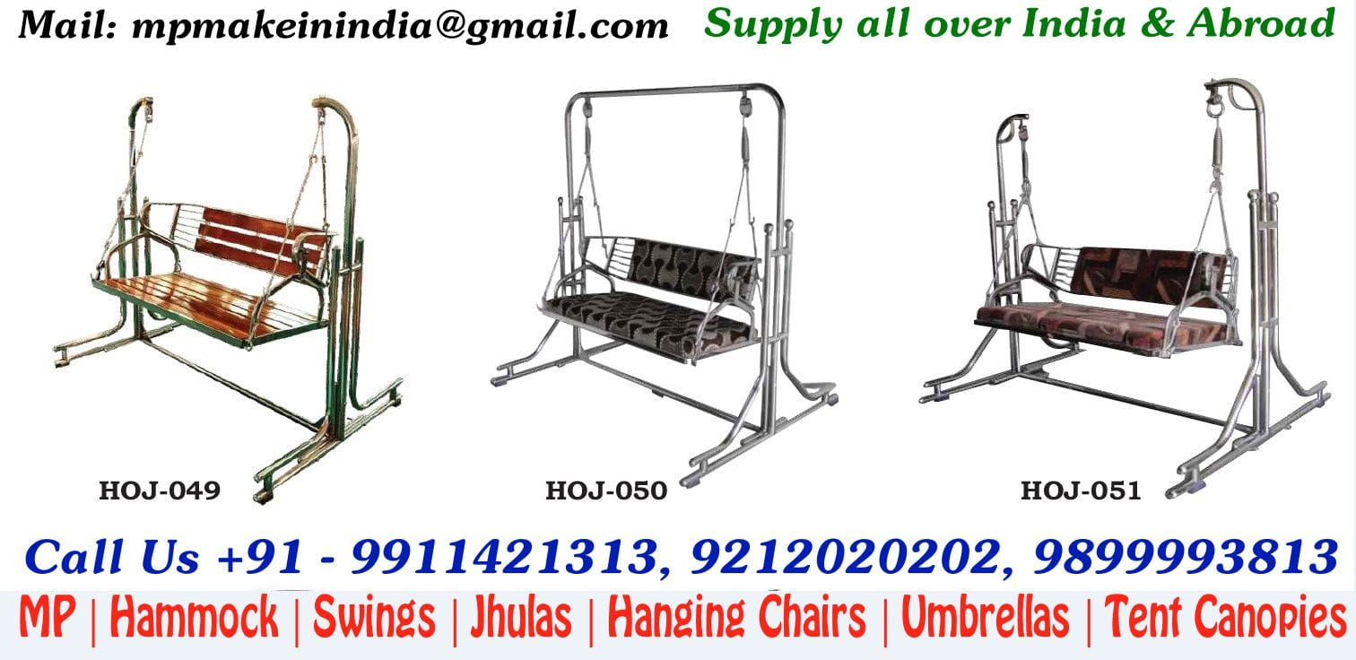 Steel Chair Jhula Cushion Covers With Zippers Stainless Home Swing Jhulas Garden Online Shopping