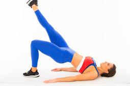 9 Latihan Membentuk Bokong Indah dan Kencang