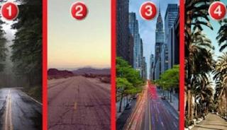 Εσύ ποιον δρόμο θα επέλεγες; Δες τι δείχνει η απάντηση για σένα