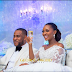 Official wedding photos of former beauty queen Powede Lawrence and Ikenna Awujo