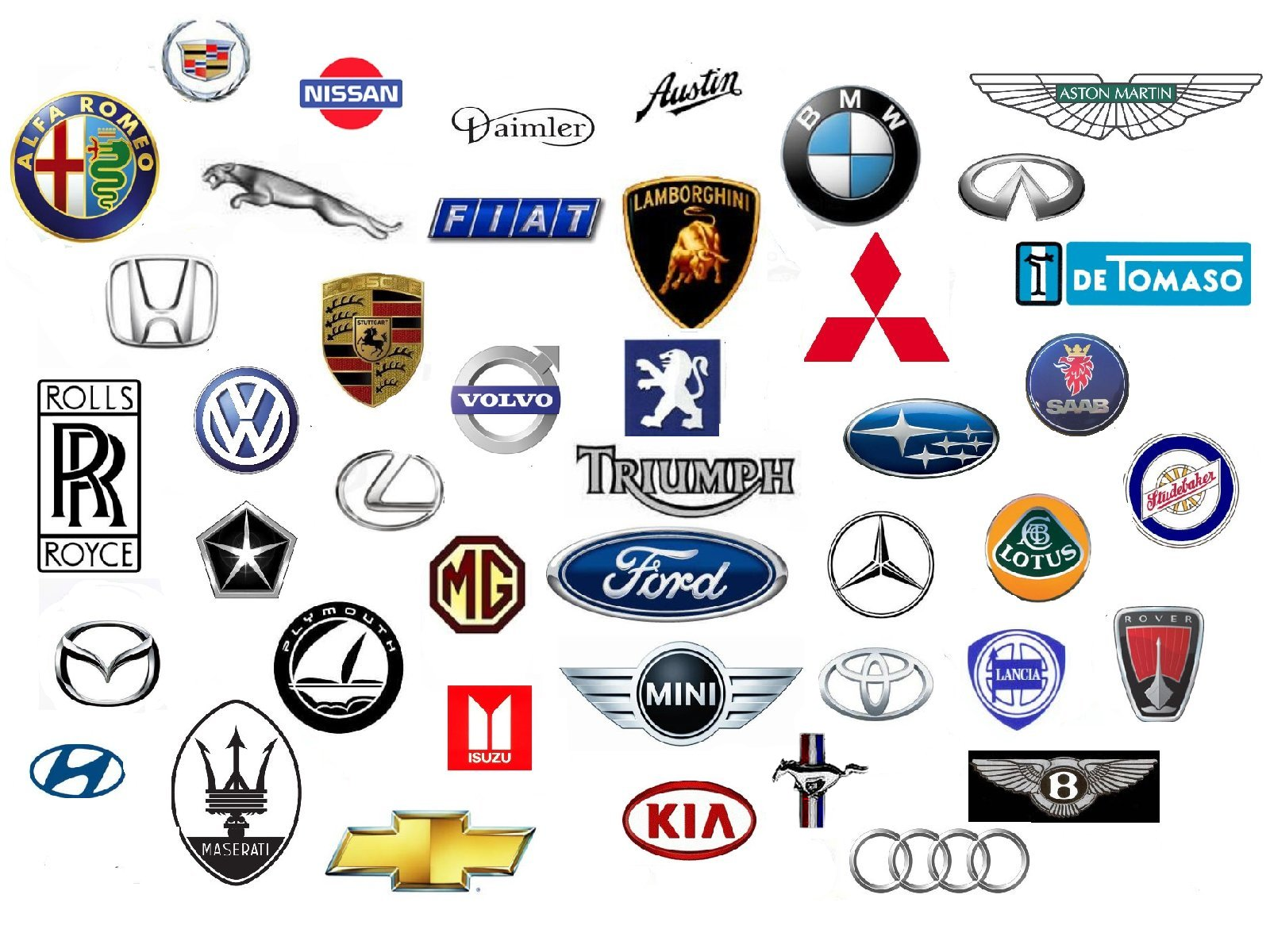 Cars Names With Symbols New Car Update 2020