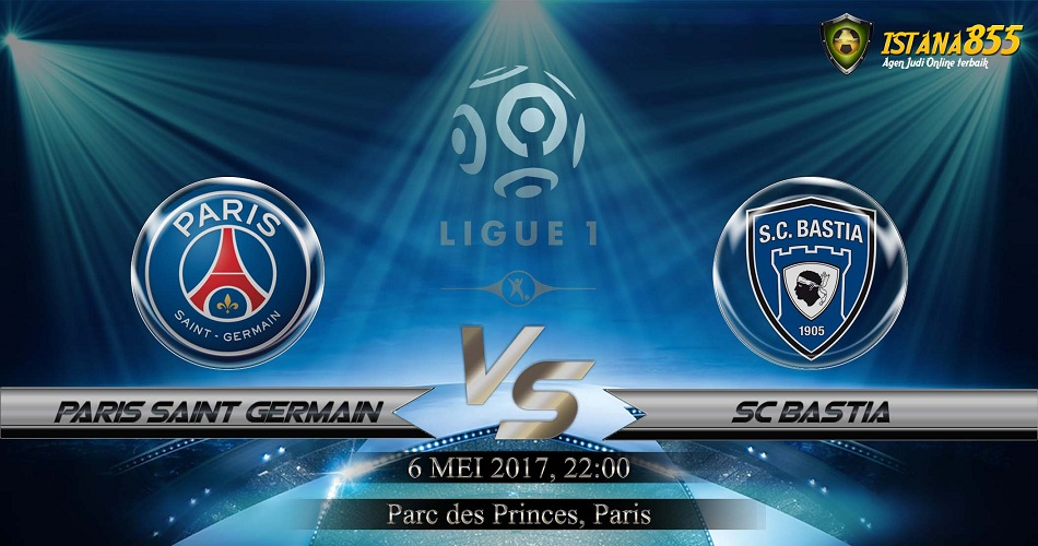 Kuis Tebak Score Paris Saint Germain vs SC Bastia
