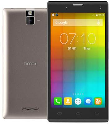 Spesifikasi Himax Polymer 2               Sistem Operasi Android yang disematkan di Himax Polymer 2 ini, yakni Android 5.0 Lollipop. Untuk menyempurnakan kinerja smartphone ini, Himax menyematkan dapur pacu Cortex-A7 Quad Qore dengan Clock Speed 1.3 GHz dengan Chipset buatan MediaTek 6582M. Untuk urusan grafis, Himax menyematkan GPU Mali-400 MP2 di smartphone besutannya ini. Himax Polymer 2 memiliki RAM 1GB dan Internal sebesar 8 GB yang dapat di perluas dengan MicroSD hingga 32GB.  Himax Polymer 2 memiliki ukuran layar 4.7 inches dengan resolusi QHD ( 540 x 960 pixels ) dengan kerapatan 234 ppi pixel density. Layar Himax Polymer 2 sudah mendukung teknologi layar In Plane Switching ( IPS ) dan sudah memakai layar ber-tipe LCD Capacitive Touchscreen dengan tingkat kejernihan layar mencapai 450. Smartphone ini memiliki tingkat kewarnaan hingga 16 juta warna. Himax Polymer 2 memiliki dimensi 136.6 x 68 x 9.1 mm dengan berat 150 gram. Smartphone ini juga memiliki fitur Multitouch Finger. Himax Polymer 2 ini memiliki 2 pilihan warna, yakni Hitam dan Putih.  Untuk urusan kamera, Himax menyediakan dual kamera di smartphone buatannya ini, yakni Kamera Belakang beresolusi 8    http://arenasmartphone.com/kelebihan-dan-kekurangan-himax-polymer-2/