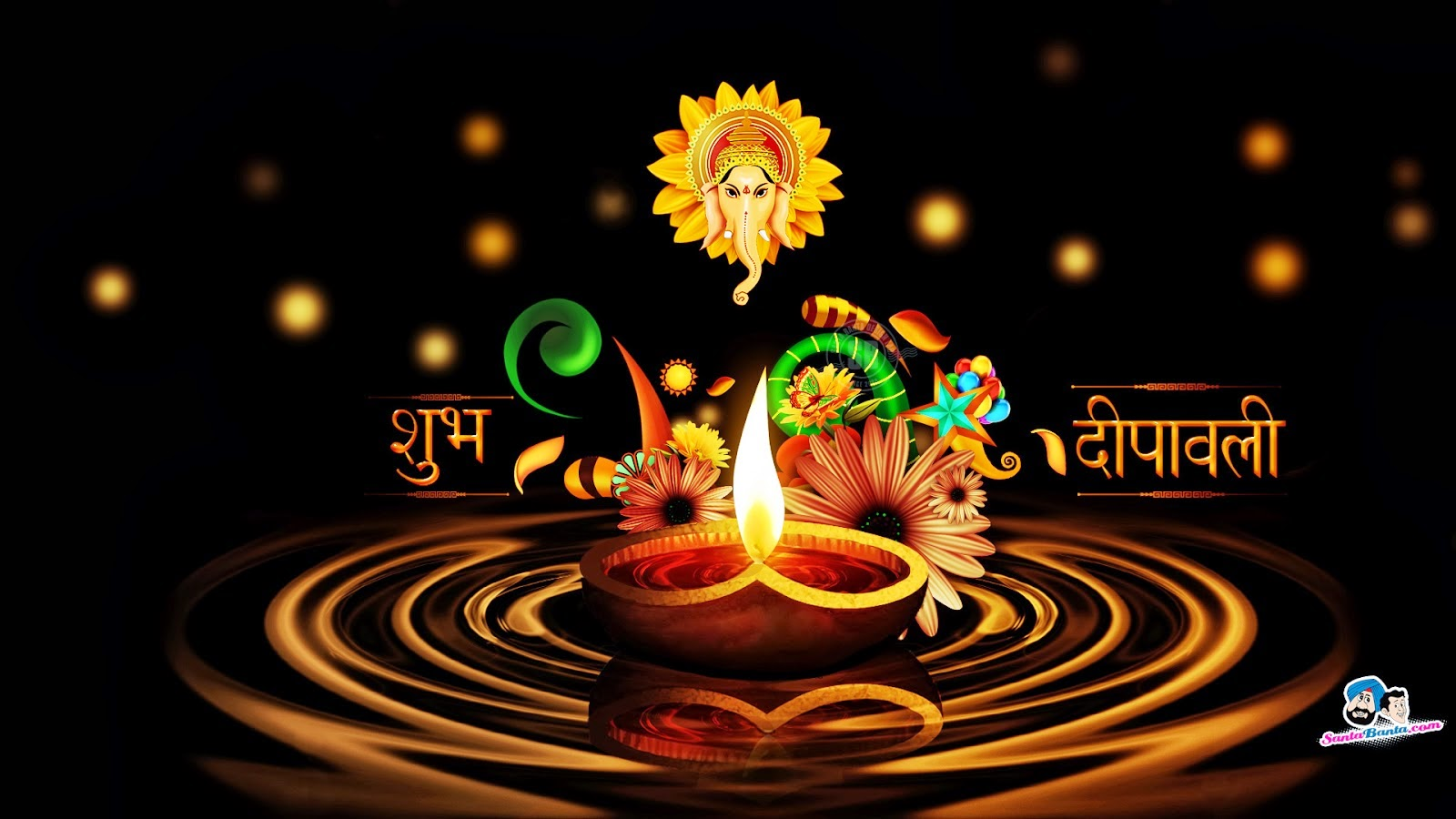 Subh diwali image