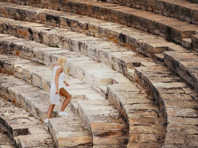 Amfiteatrul Kourion (Cipru) - blog FOTO-IDEEA