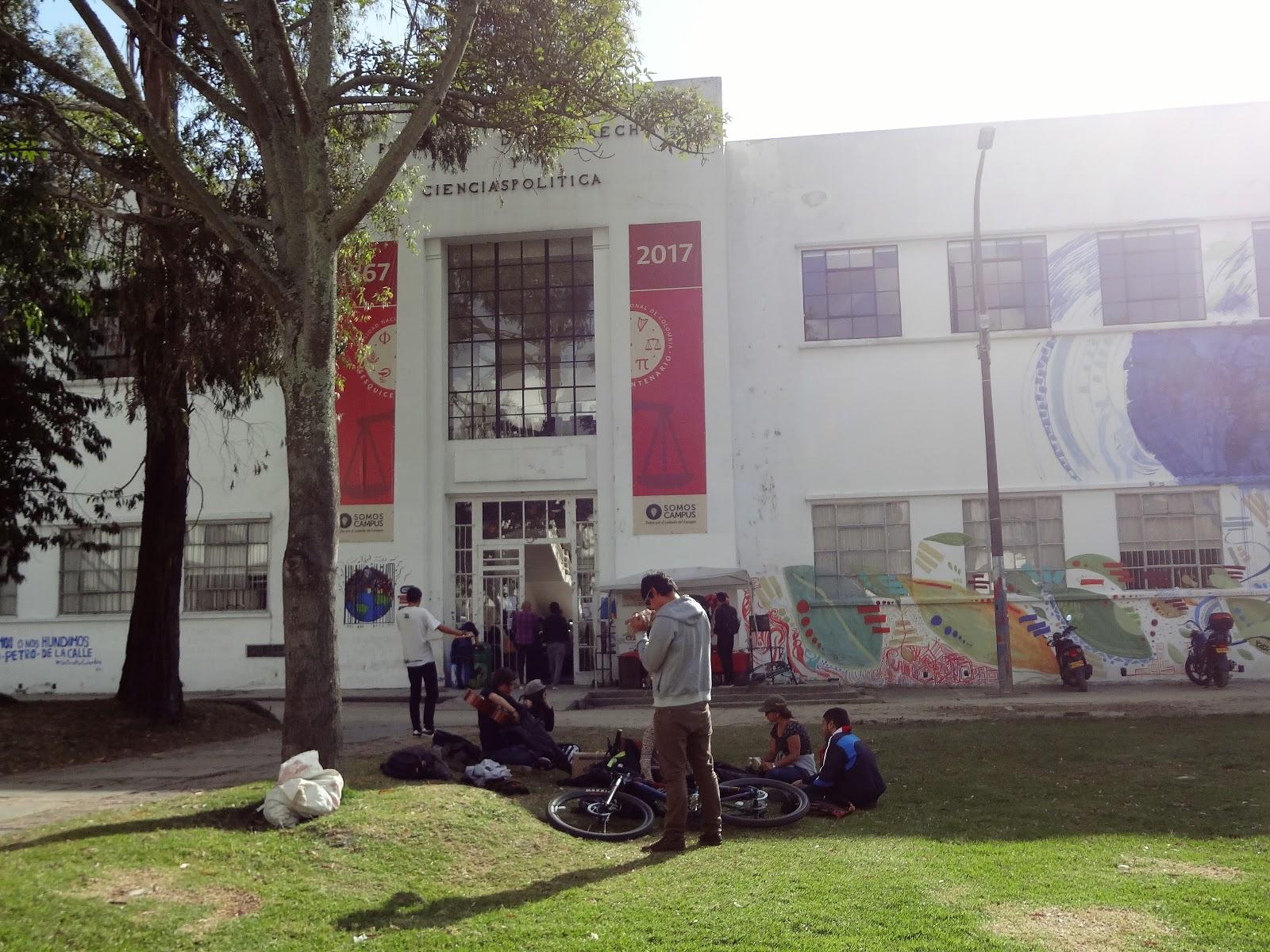 【観光】ボゴタにあるコロンビア国立大学の8つの特徴とは?