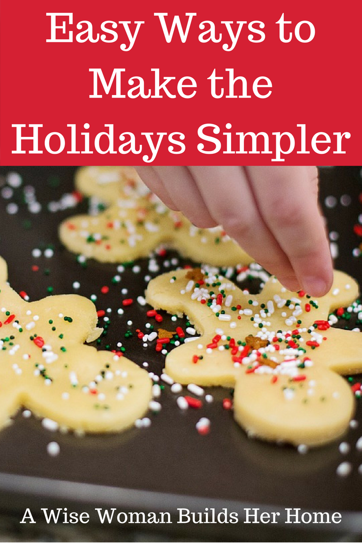 7 easy ways to make the holidays simpler pioneer woman holiday cheer giftcard giveaway